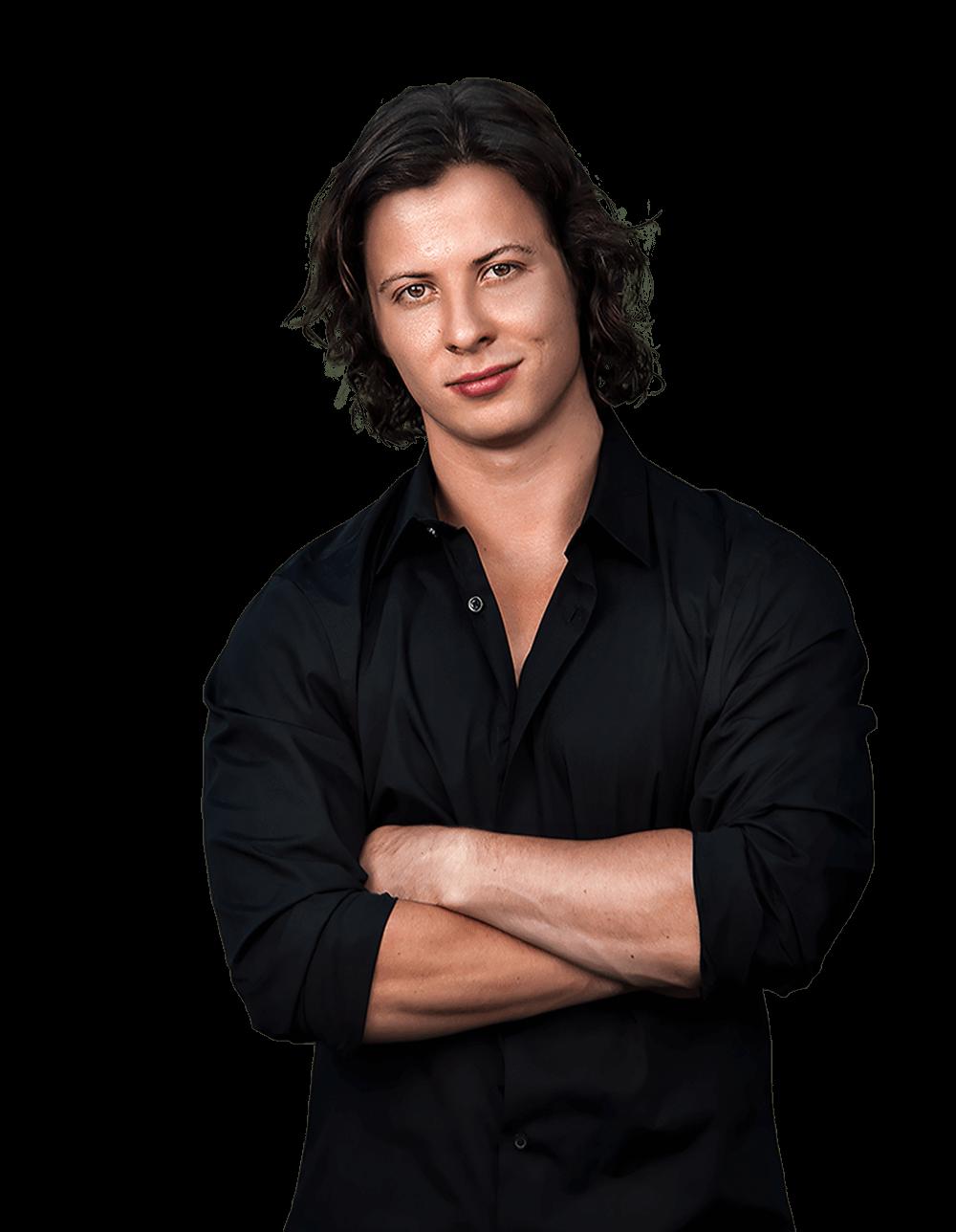 Roman Štěrba vytváří internetové prezentace pro firmy ve Valmezu